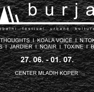 Z Burjo v Koper alternativna glasba