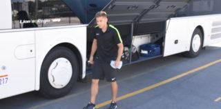 Nogometaši FC Luka Koper že v Velenju