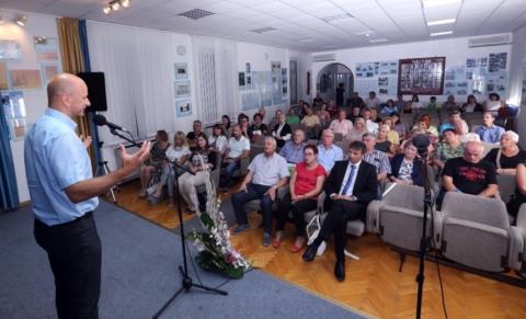 Pobegi, 09.09.2016 Otvoritev ambulante Zdravstvenega doma Koper v KS Pobegi - Èežarji,