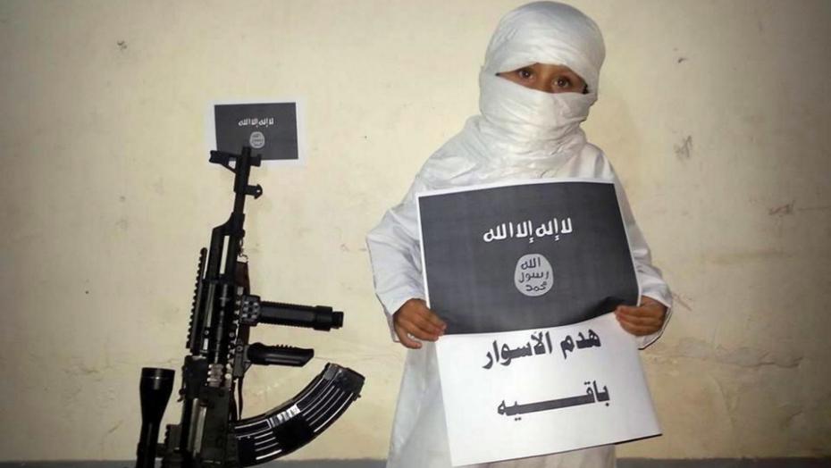 children-terrorists-propaganda-poster89888726