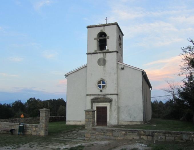 cerkev-gradin