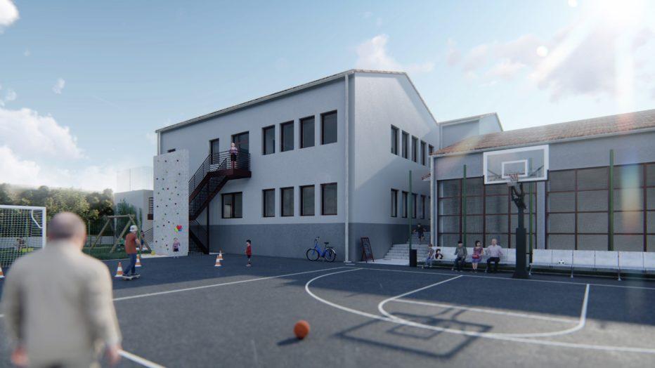 Osnovna šola Marezige bo dobila prizidek