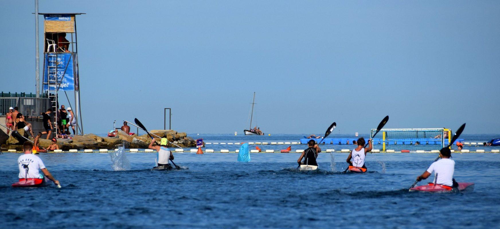 30. mednarodna regata Capris v Žusterno privabila številne tekmovalce in navijače
