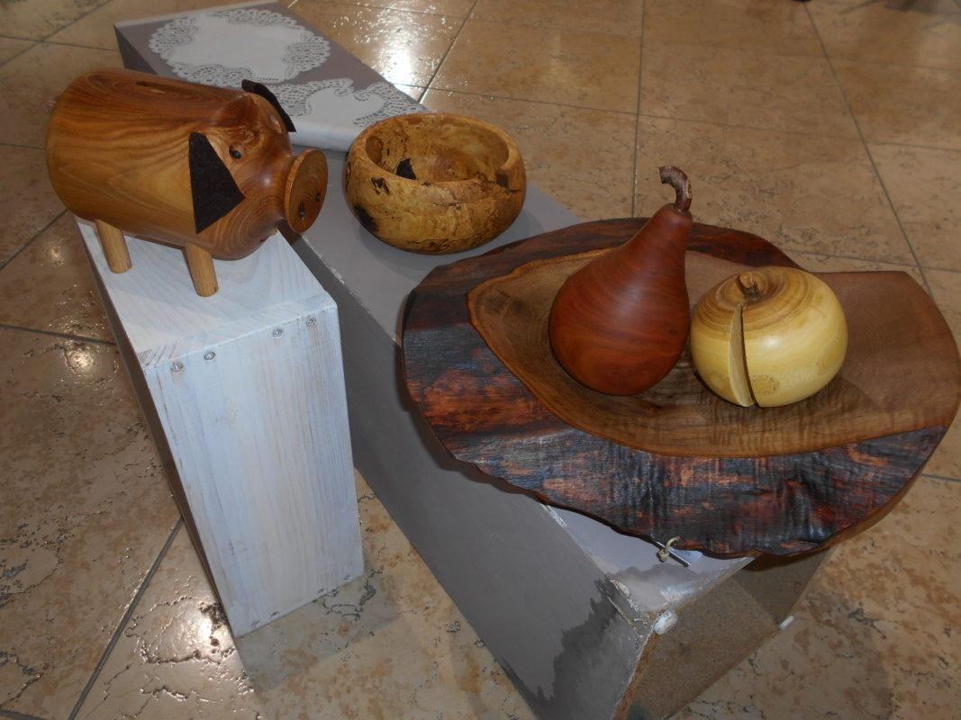 V Kopru na ogled izdelki iz Škofjeloškega