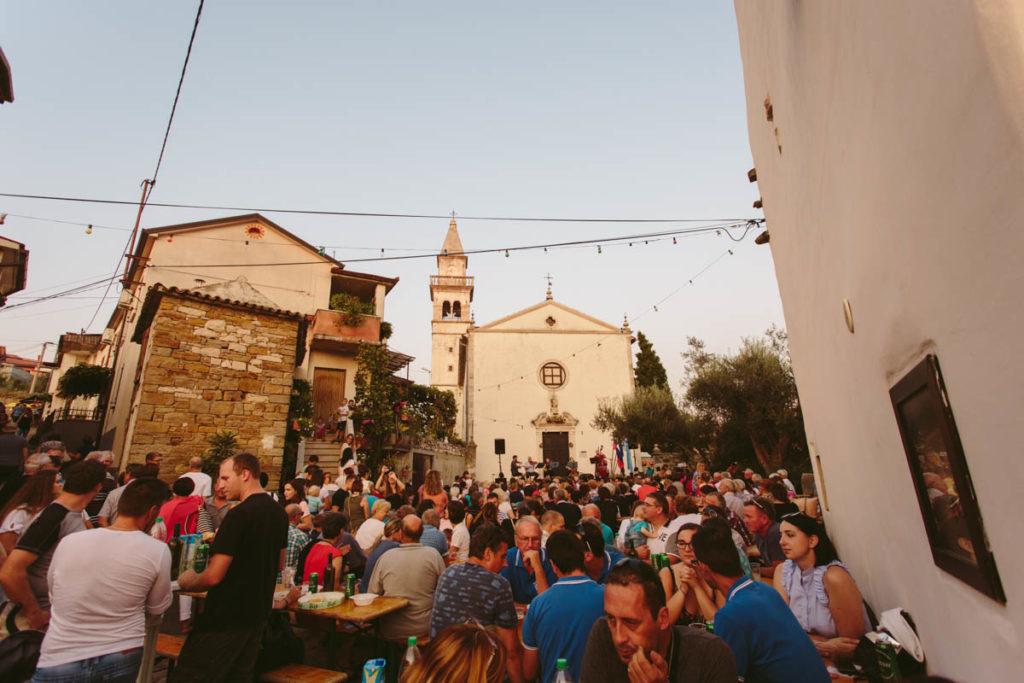 V Krkavčah bo dišalo po Istri