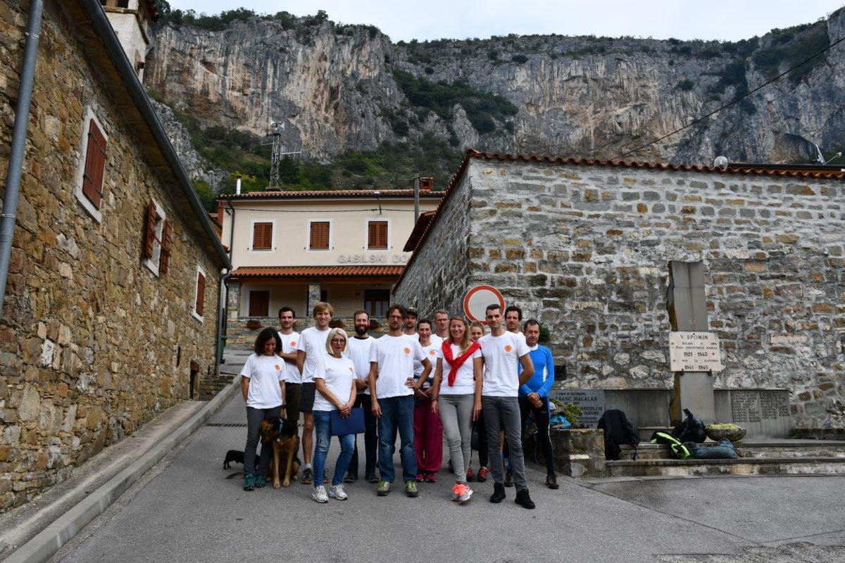 Društvo plezalcev Koper obeležuje 20 let delovanja