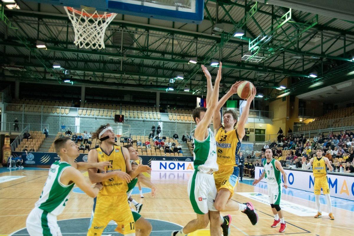 Koprski košarkarji so si zagotovili obstanek v ligi ABA