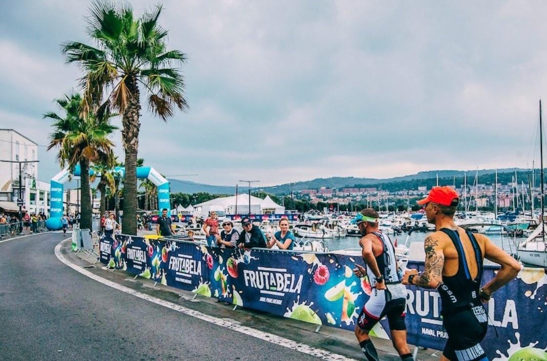 Ironman se vrača v Koper, od včeraj zapora Ukmarjevega trga