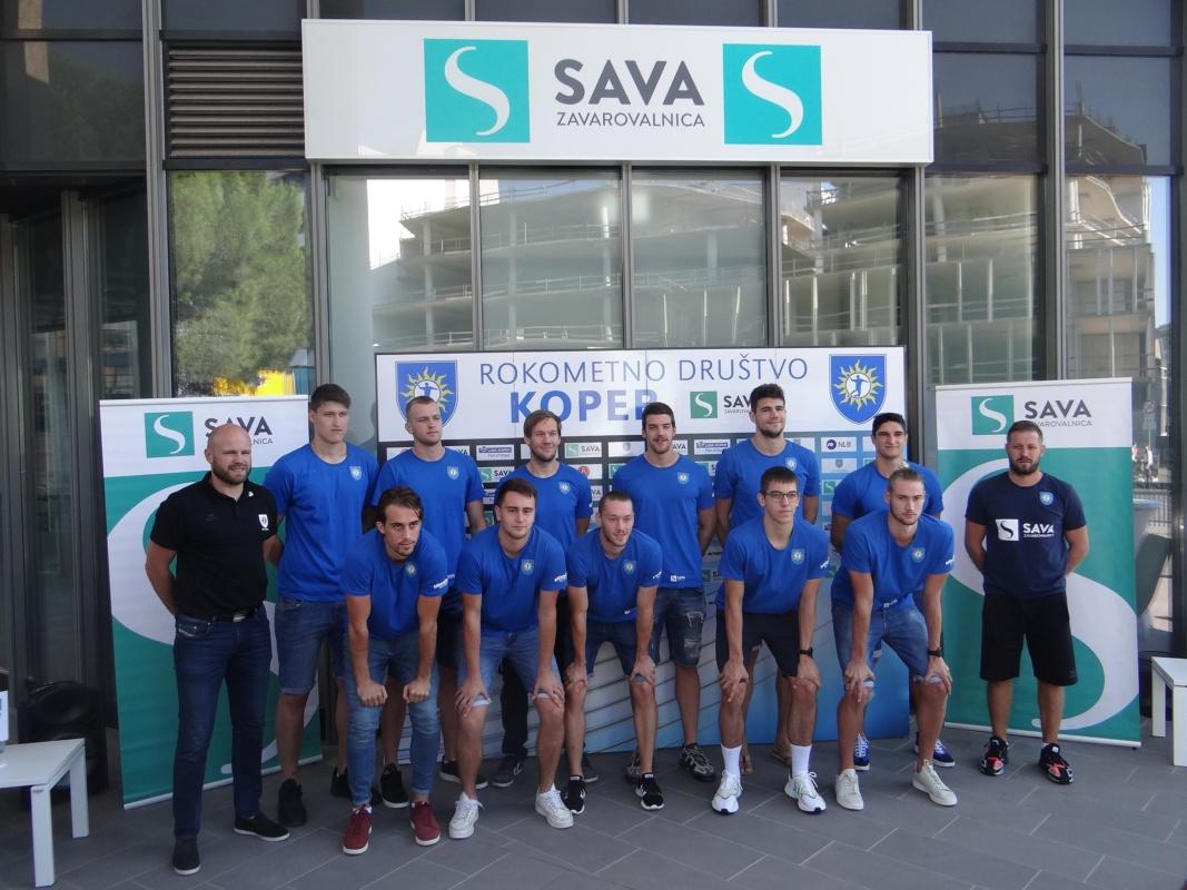 Koprski rokometaši pogumno v novo sezono